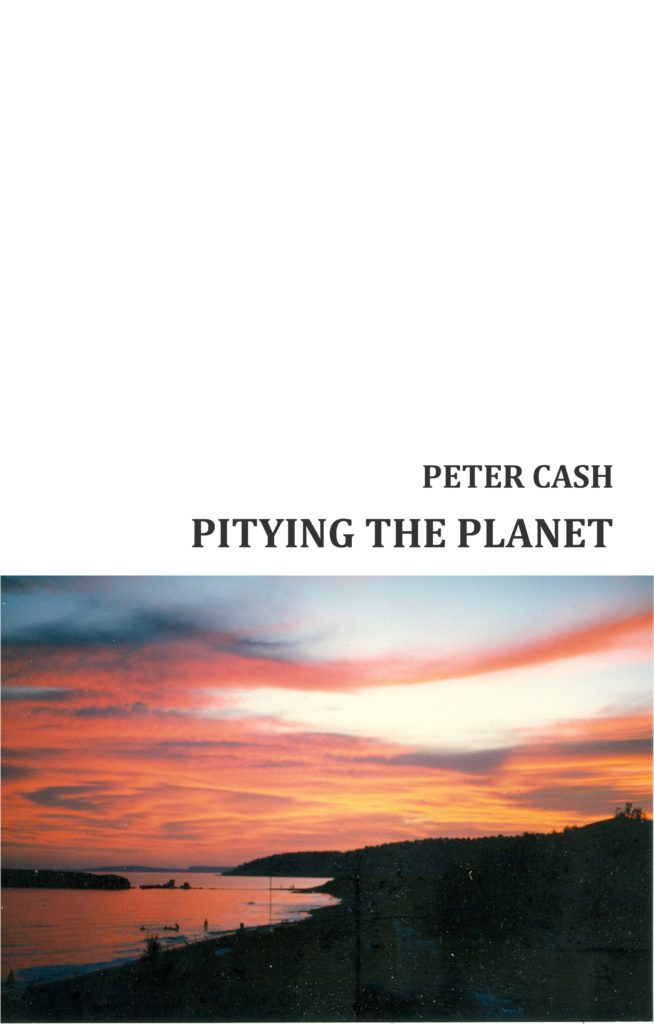 Peter Cash: PITYING THE PLANET (2019)